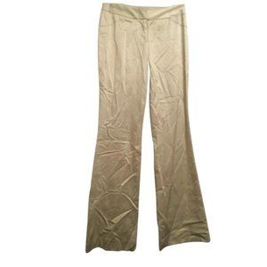 NWT $485 YIGAL AZROUEL Lime Green Trouser …